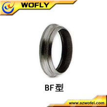 Back End Stainless Steel Ring Ferrule Fittings