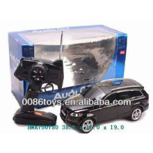 1:18 juguetes plásticos del mini coche 4wd