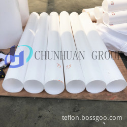Long Length Big Size PTFE Extruded Tube