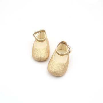 Indah bling Mary Jane Baby Girl Dress Shoes