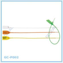 GC-P002 leve selo plástico de pull-up
