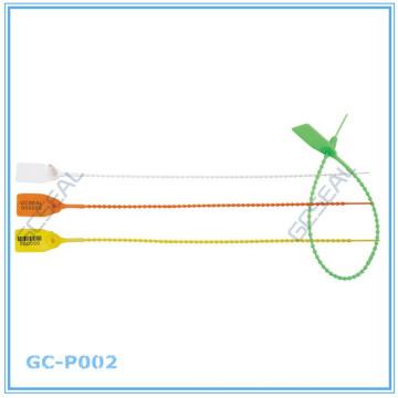 Cinta plástica selo GC-P002