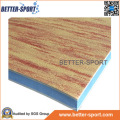 Wood Pattern EVA Floor Mat, EVA Puzzle Mat in Wood Grain Color