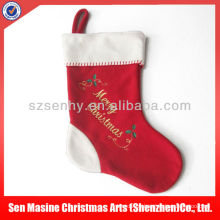 Novedad venta al por mayor mini medias de Navidad