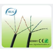 Made in China Kostenlose Probe 24awg CCA UTP Cat5e LAN Kabel