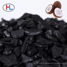 Cápsula de carbón de carbón activado