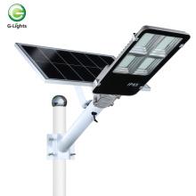 Lampe de route solaire SMD en aluminium moulé sous pression