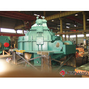 Roll change cart worm gearbox of heavy plate mill
