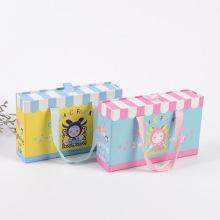 Girl & Boy children kids underwear packaging boxes