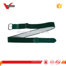 Men's Nylon Elastic baseball belts