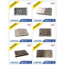 Berufsfabrik kundengebundenes Aluminiumdruckguss