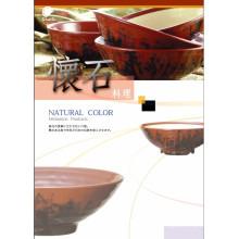 """Mélamine """"Natural Color"""" Série Vaisselle / Dinnerset / 100% Mélamine Vaisselle"""