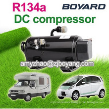 air conditioning for car with r134a electric vehicle ac compressor hb075z12
