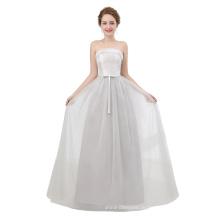 Серебро сексуальная с плеча Длина пола длинные 2018 вечерние платья