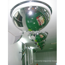 360 degree 90cm 36inch dome convex mirror for warehouse,shops,supermarkets