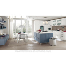 Modern Simple American PVC kitchen cabinet