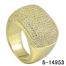 Новый дизайн мода ювелирные изделия микро-кольцо для мужчины