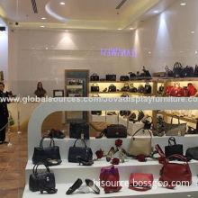 Exquisite handbag hanger stand for handbag store interior decorationNew