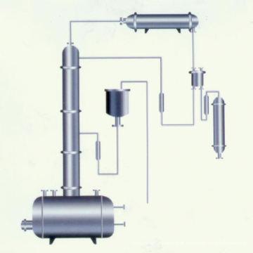 2017 T \ DT série torre de recuperação de etanol, SS coluna de destilação industrial, design de destilação a vácuo de álcool