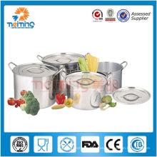 utensilios de cocina de acero inoxidable de alta calidad de alta calidad