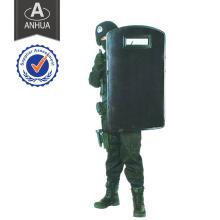 Escudo a prueba de balas de mano de la policía de alta calidad
