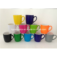 Tasse de 10 oz de fluorescence Tasse de café 10 oz
