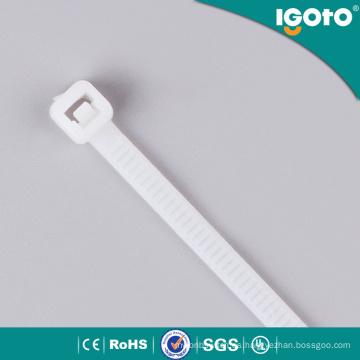 Corbata de cable autoblocante de nylon con certificado