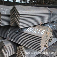 Angle Steel Bar with 5.8 to 12m Lengths