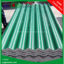 Different Dimension Mgo Roofing Sheet