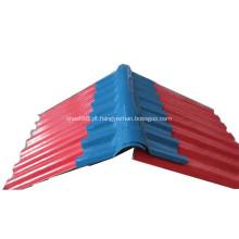 Telhado isolado anti-corrosão MGO