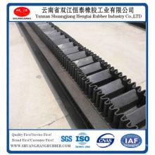 Heavy Duty Corrugated Sidewall Rubber Conveyor Belt
