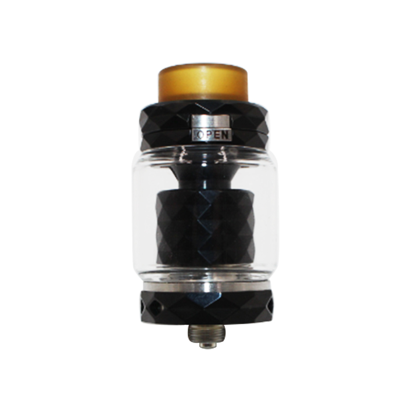 Marvec Priest Rta V Black