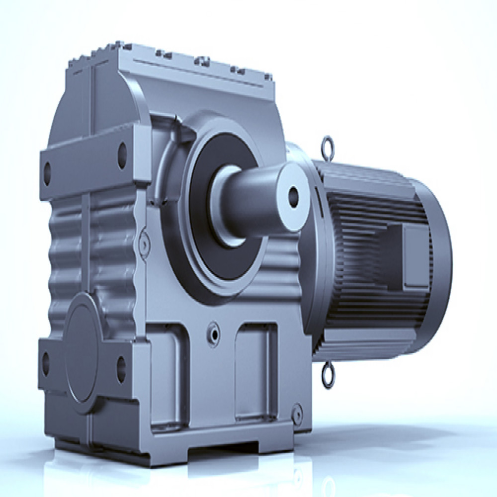S Helical Speed Reducer