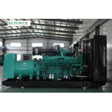 800kw Open Type Low Noise Generator