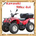 EEC ATV Legal que camino 4 x 4 500 cc