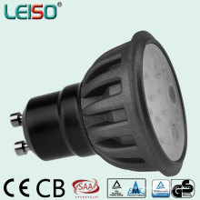 Black Color Hot Sell 5W/7W LED Spotlights with TUV GS