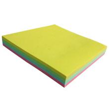 Boîtier de note de note post couleur multiple