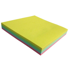 Multiple Color Post Memo Note Pad