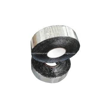 Membrana de impermeabilização em folha de alumínio de borracha butílica
