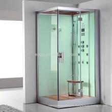Recinto de la ducha del cuarto de vapor de cristal del control informático (DZ960)