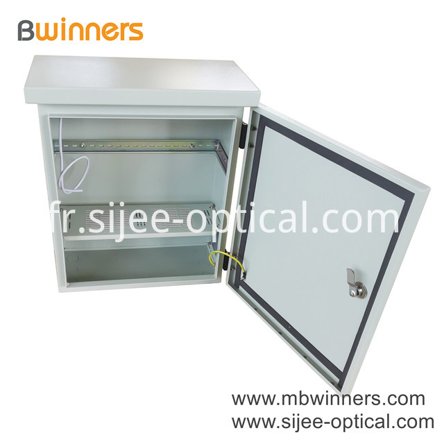 Steel Wall Box