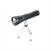 Argeable CREE LED Aluminium Police Torch (CC-3013)