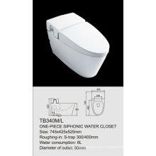 calentador de agua sifónico de una pieza TB340M / L
