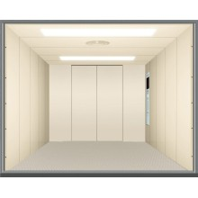 XIWEI Stainless Steel Cargo Elevator For Carrying Goods
