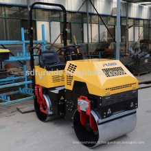 Ventes de rouleaux d'asphalte de vibration de machines de construction 1 tonne (FYL-880)