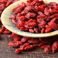 Zertifizierte organische AD trocknende Wolfberry Fruit Mispel Goji