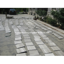 China Grey Wood Vein Marble for Wall and Floor Tile