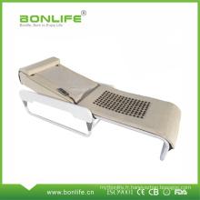 Jade thermique pliable et lit de massage infrarouge Ray