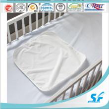 Bambu Terry Pano Colchão Protetor Crib Waterproof Protector