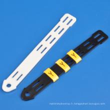 Bandes de marqueurs de câbles Ms-90